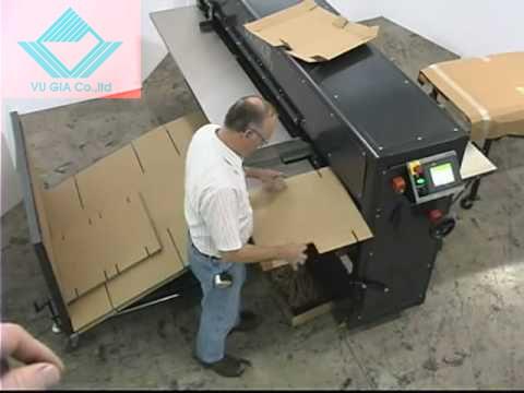 máy bế hộp nhập khẩu